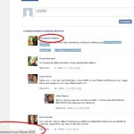 arnaque iphone 1 euro faux commentaires facebook