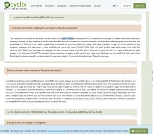 recyclix-scam-taxes