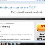 recyclix estafa developpersonreseaumlm