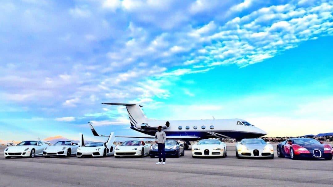 Top 10 Richest Sportsmen