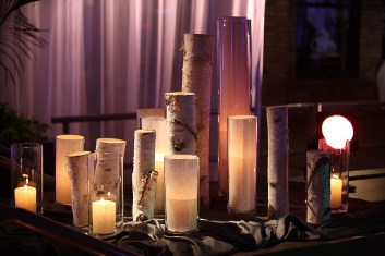 birch candles