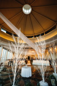 intercontinental wedding ceremony