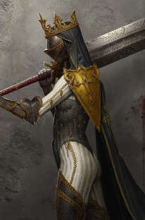 fantasy armor female