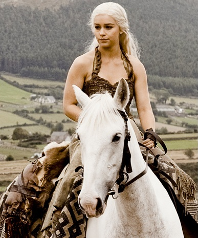 game of thrones horses