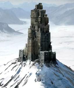 medieval fantasy castles