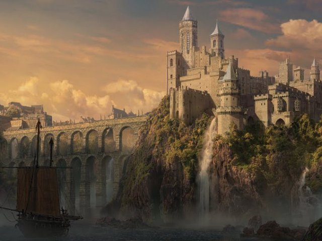 A Fantasy Writer's Guide to Castles and Keeps: Part I