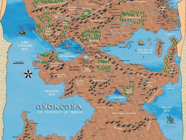 Making Maps: Part I