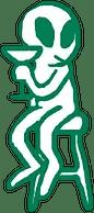 Alien Pub Logo