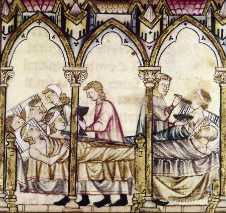 killer diseases of the middle ages