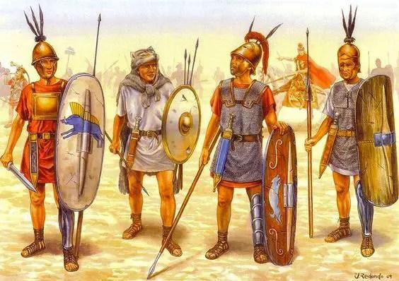 hastati, principes, velites, triarii.jpg