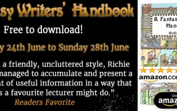 A Fantasy Writers' Handbook FREE until 28th June!