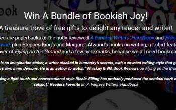 [Giveaway] A Bundle of Bookish Joy!