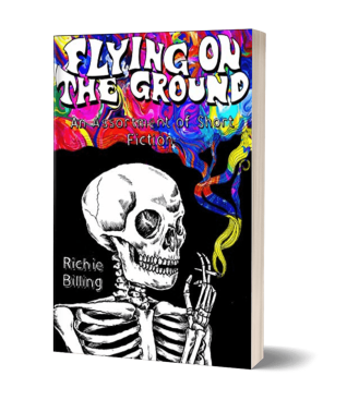 flying on the ground cover