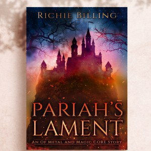 pariahs lament scene background