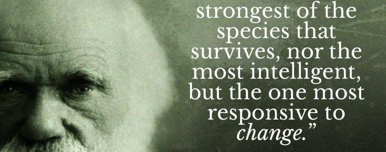 Charles Darwin Quote