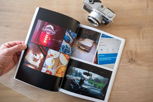 photo book of belarus