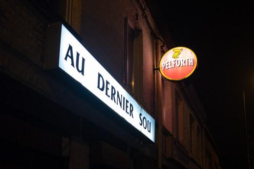 Café, Lille, 2020