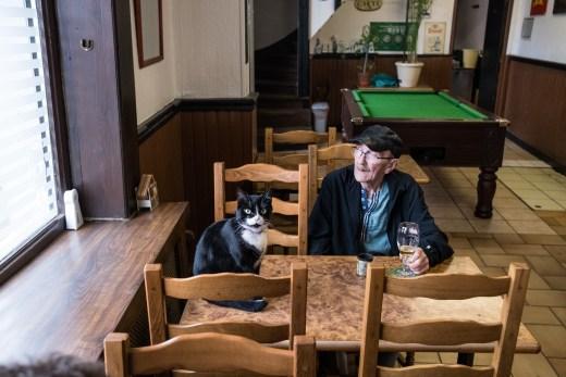 Café, Lille, 2021