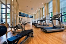 Gym Fitness Center