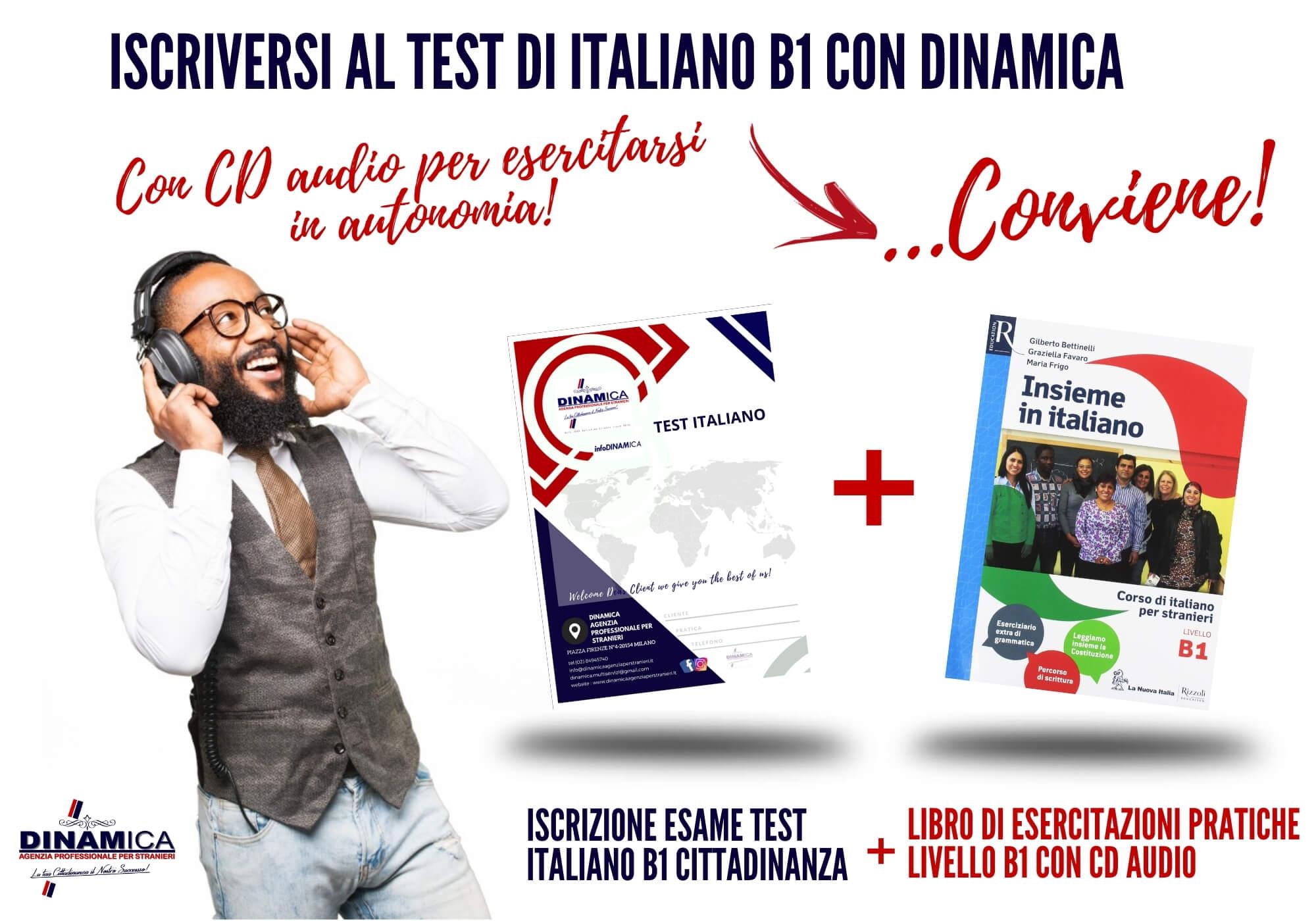 Esame B1 Italiano Per Cittadinanza Milano Iscriviti Ora