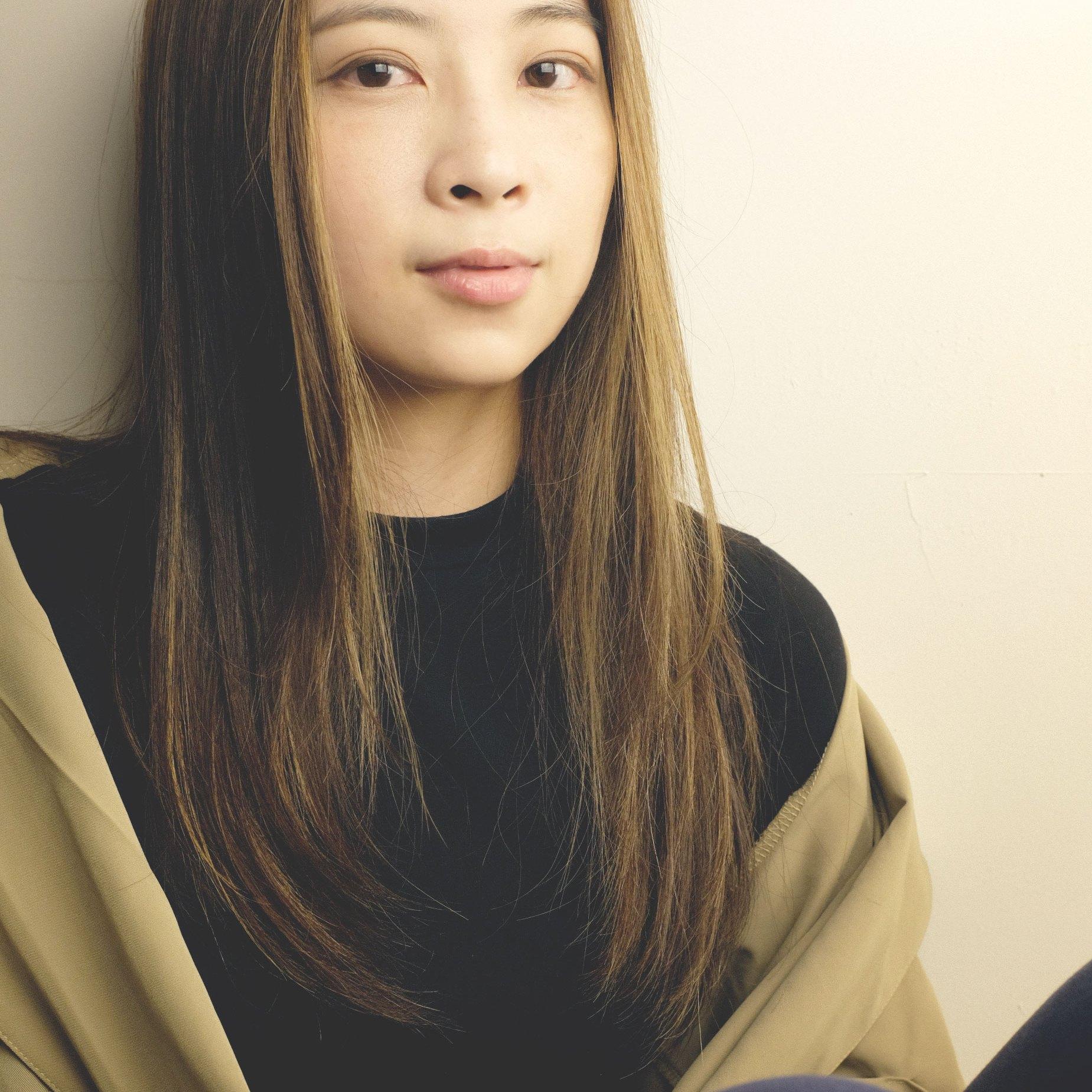 長髮 髮型