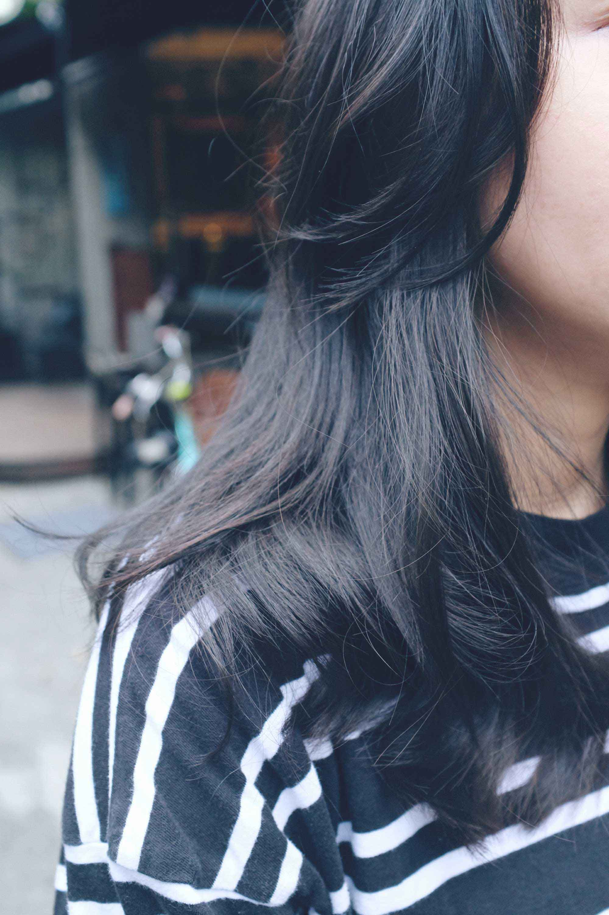 中長髮 推薦 髮型