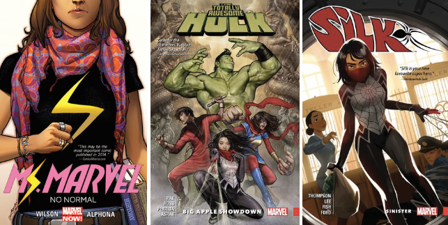 asian american superheroes