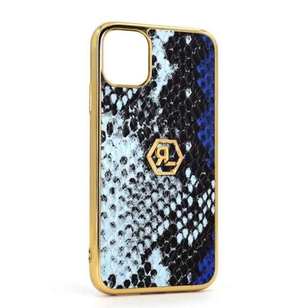 Crystal Blue Phone Case