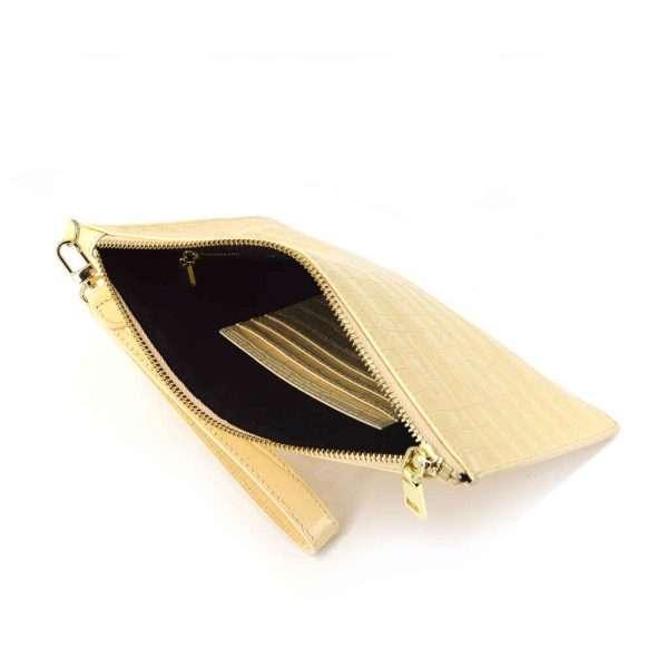 Gold Caviar Clutch
