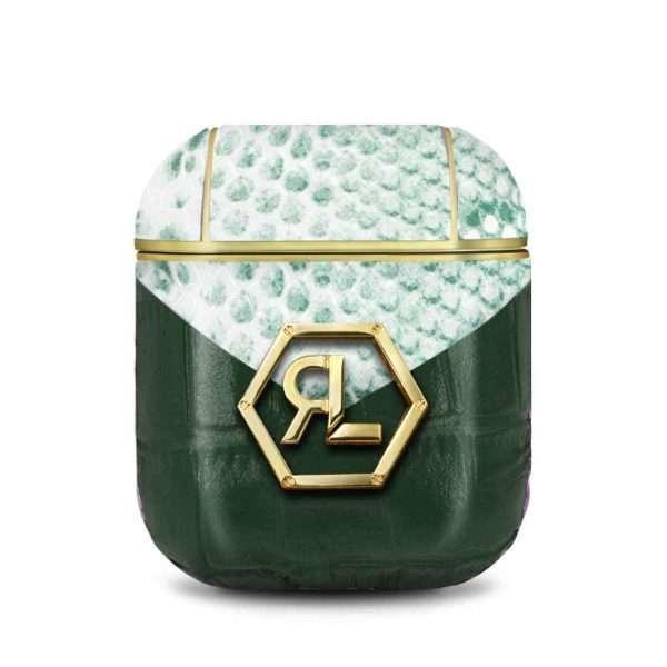Emerald Airpods Case