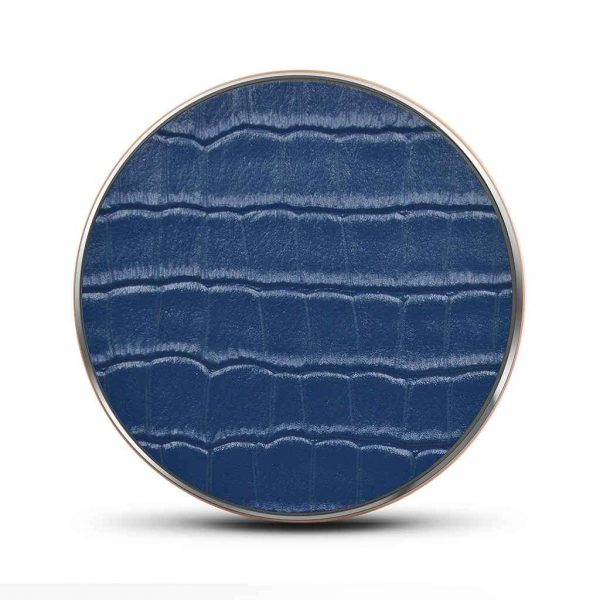 Sapphire Croco Wireless Charger