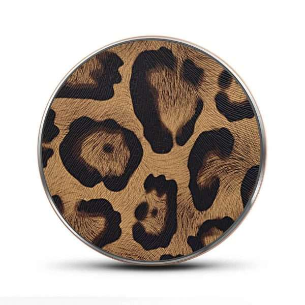 Wild Leopard Wireless Charger