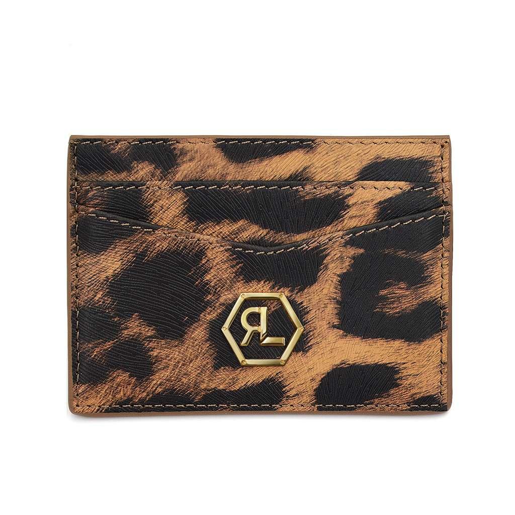 Wild Cheetah Kartenetui