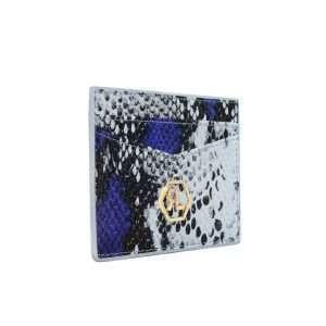 Crystal Blue Kartenetui