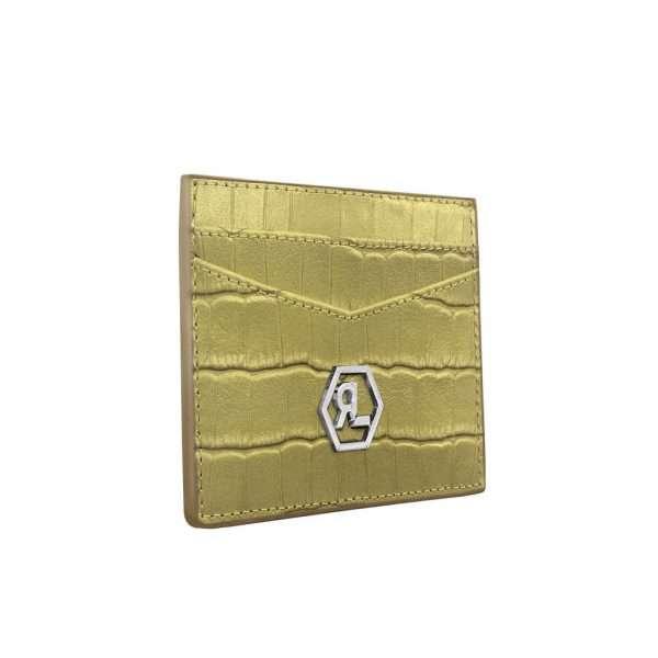Gold Caviar Kartenetui