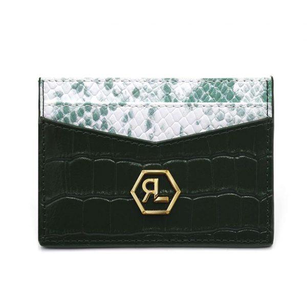 Emerald Kartenetui