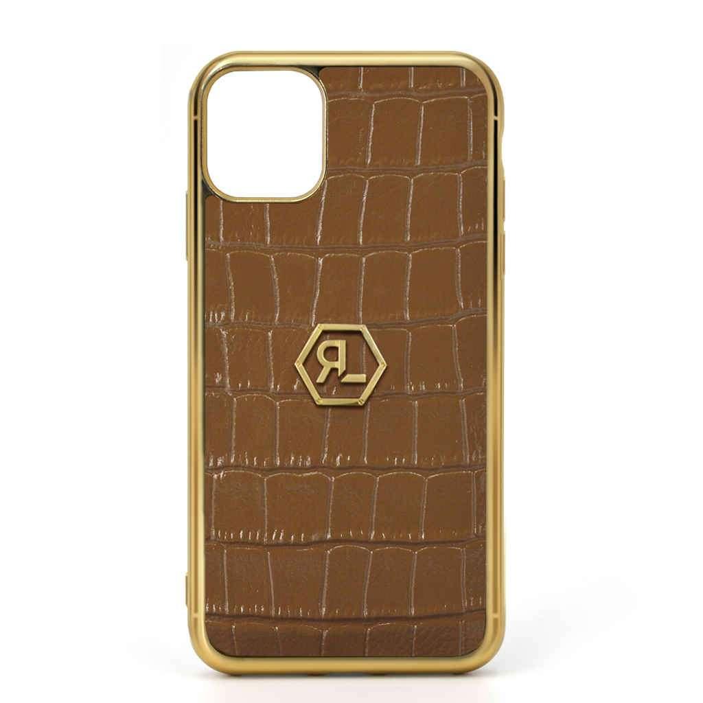 Nappa Croco Phone Case
