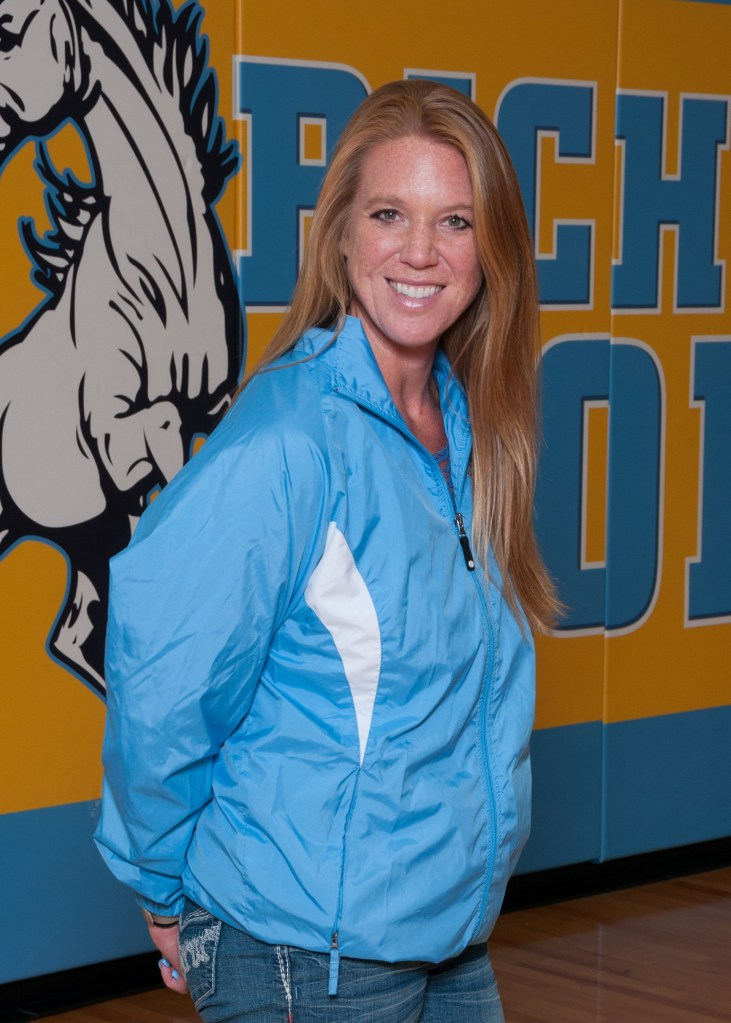 Janelle Berseth Cross Country Coach