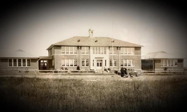 Old Start High School