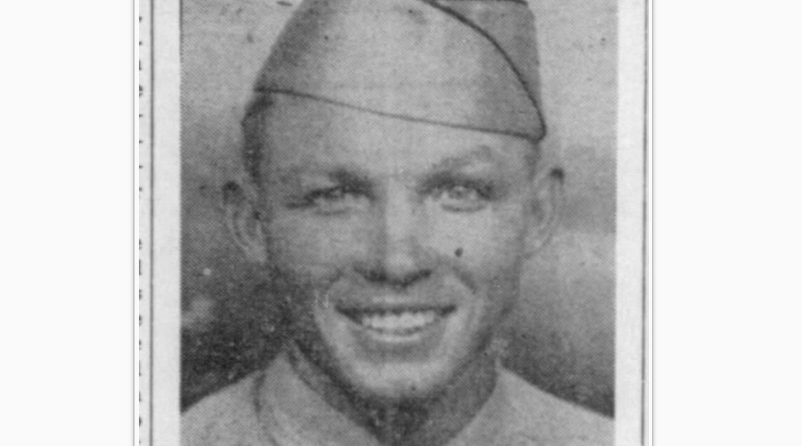 1945 Profile on Rayville Native Cpl. George Wallace Robert, Heavily Involved In The European Theater | WWII