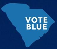 Vote Blue South Carolina