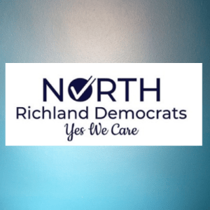 North Richland Democrats Quarterly Meeting @ Virtual Meeting