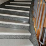 Sanierung Treppe