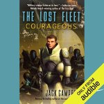 Courageous audiobook cover