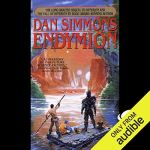 Endymion audiobook cover