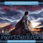 First Lord's Fury audiobook cover