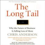 The Long Tail audiobook cover