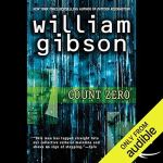 Count Zero audiobook cover