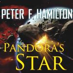 Pandora's Star audiobook cover