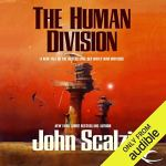 The Human Division audiobook cover
